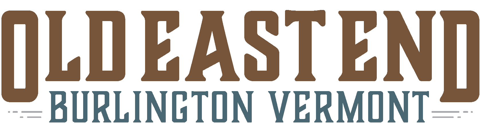 Old East End Burlington Vermont